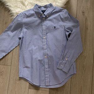 Boy's Dress Shirt